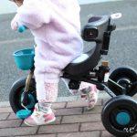 1歳8ヶ月の娘をコンポフィットに乗せたメリット8選