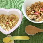 ケロッグ「成長応援グラノラ」で小食だった2才の娘がモリモリ食べだした…!