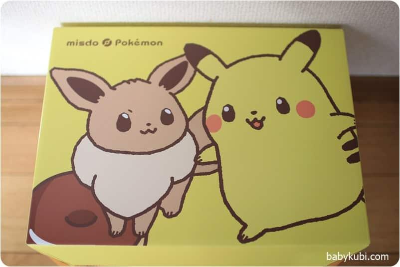 ミスドポケモン3000円福袋