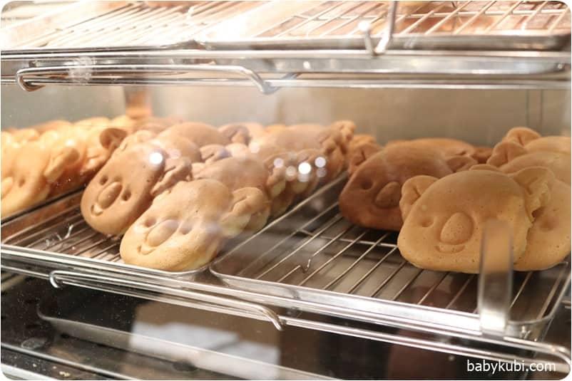 コアラのマーチのパンケーキ