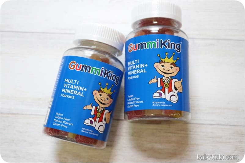 GummiKing, Multi-Vitamin + Mineral for Kids