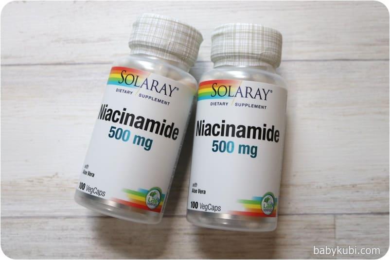 Solaray, ナイアシンアミド