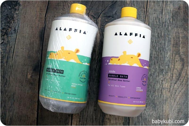 Alaffia, 子ども用バブルバス