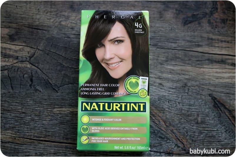 Naturtint, パーマネントヘアカラー