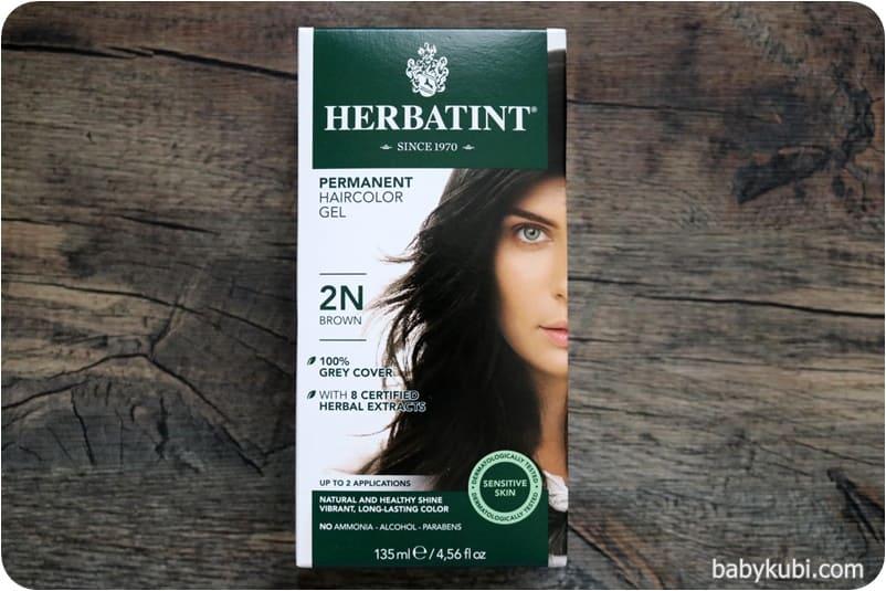 Herbatint, Permanent Haircolor Gel