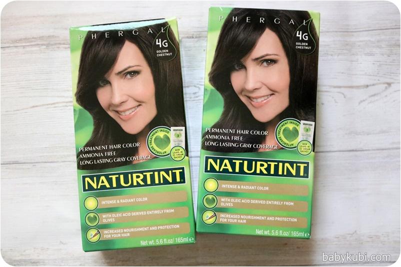 Naturtint, パーマネントヘアカラー、4G ゴールデンチェスナット
