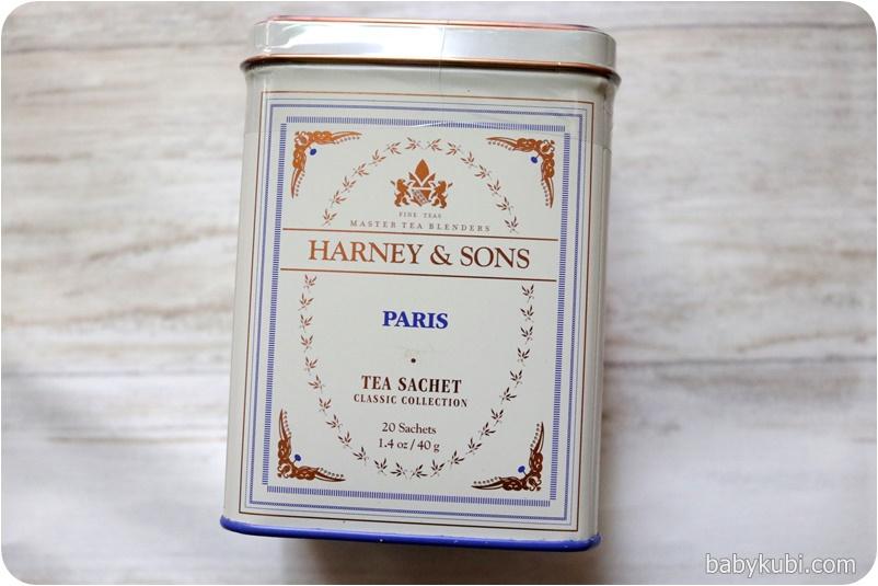 Harney & Sons,パリティー